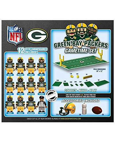 NFL Green Bay Packers Game Time Set by OYO