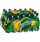 Perrier Sparkling Natural Mineral Water - 0.5L (16.9 oz.) - 24 Pack