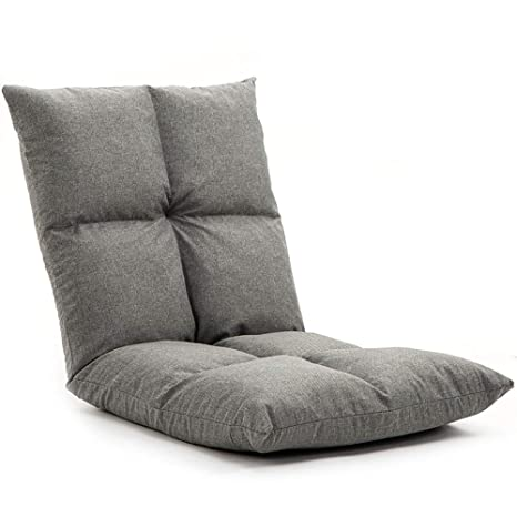 Strange Amazon Com Jxhd Folding Single Sofa Chair Legless Chair Bed Frankydiablos Diy Chair Ideas Frankydiabloscom