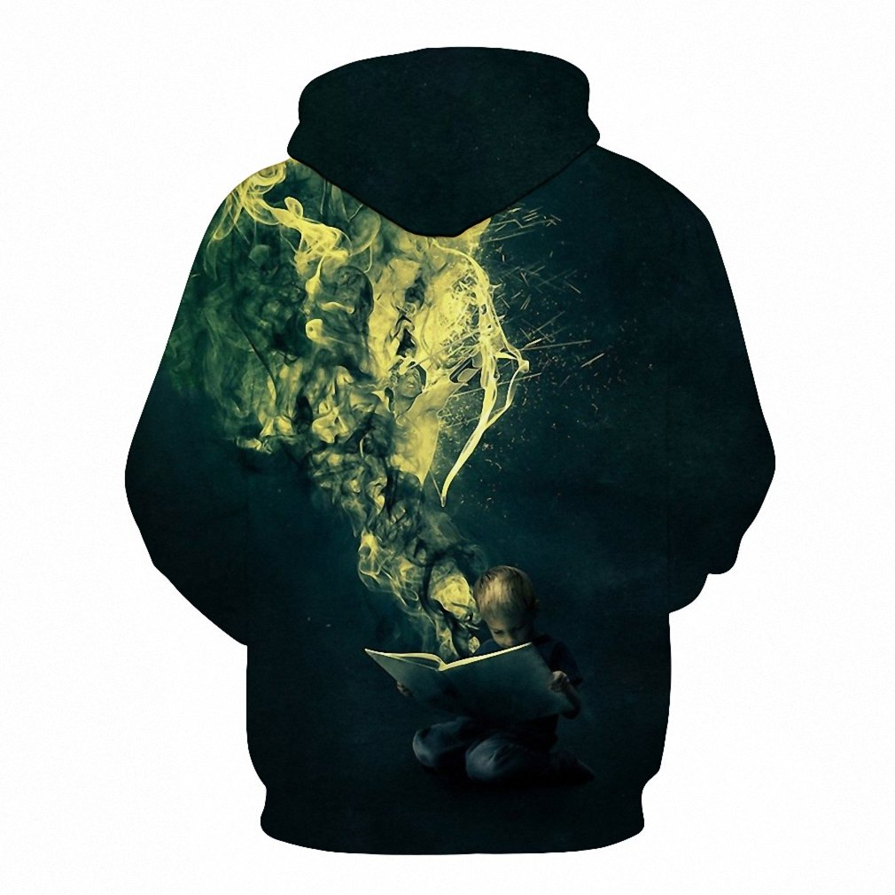 New NEW Hoodies Men Sudaderas Hombre Hip Hop Pullovers Hoodie Sweatshirt Casual Magic Book Boy 3D Hoody Tops Dropship hoodies men XXL at Amazon Mens ...