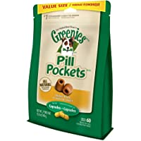 Greenies Pill Pocket Soft 15.8 Oz. Dog Treats