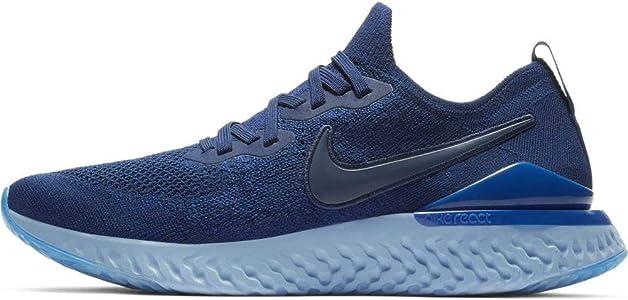 Nike - Zapatillas De Running De Hombre Epic React Flyknit 2: Amazon.es: Deportes y aire libre