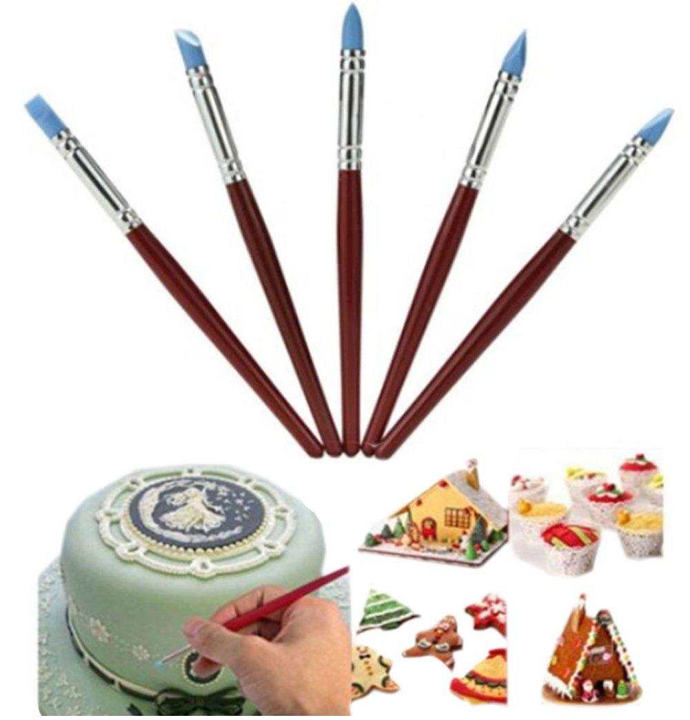 Lesirit Party Cake Decorating Pen Kit Tool SYNCHKG071788