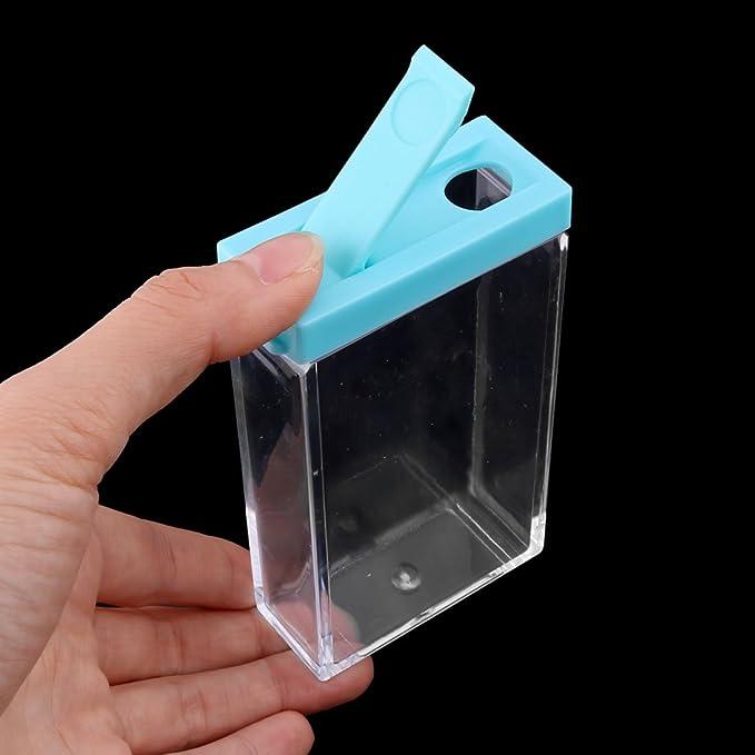 Kunststoff Gewürz Salz Gewürz Behälter Gewürze Kasten Set Bunte
