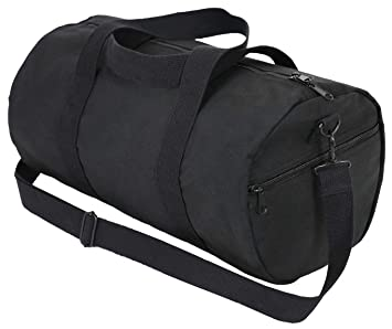 e695f9576149a8 Amazon.com: Rothco Canvas Shoulder Duffle Bag - 19 Inch: Clothing