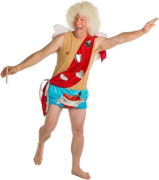 Disfraz de cupido para hombre - Estándar: Amazon.es: Ropa y accesorios