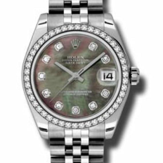 Rolex Datejust automatic-self-wind – Reloj 178384 (Certificado) de segunda mano