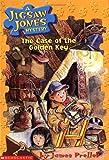 The Case of the Golden Key (Jigsaw Jones Mystery, No. 19)