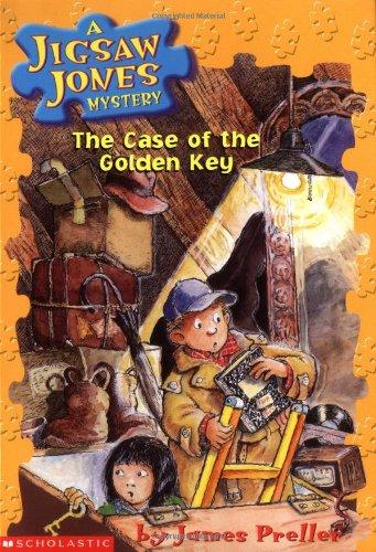 Case Golden Jigsaw Jones Mystery