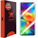 Skinomi Screen Protector Compatible with OnePlus 7 Pro (2-Pack)(Case Compatible) Clear TechSkin TPU Anti-Bubble HD Film