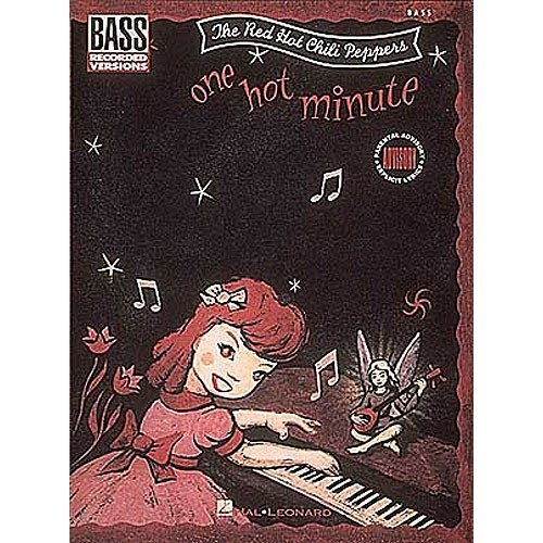 (One Hot Minute Bass Recorded Versions - Bass Guitar -)