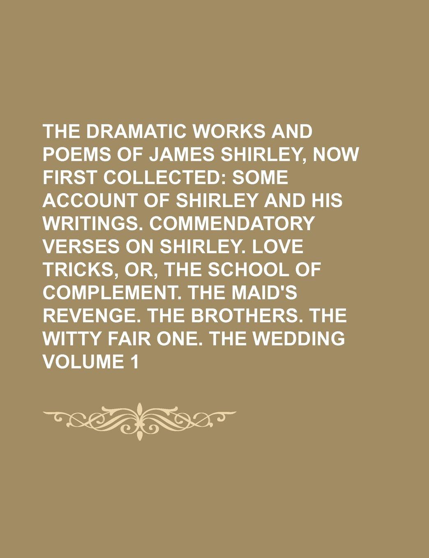 james shirley poems