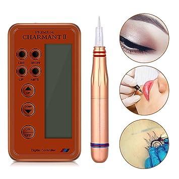 Máquina de Tatuaje Permanente Digital Maquillaje Tattoo ...
