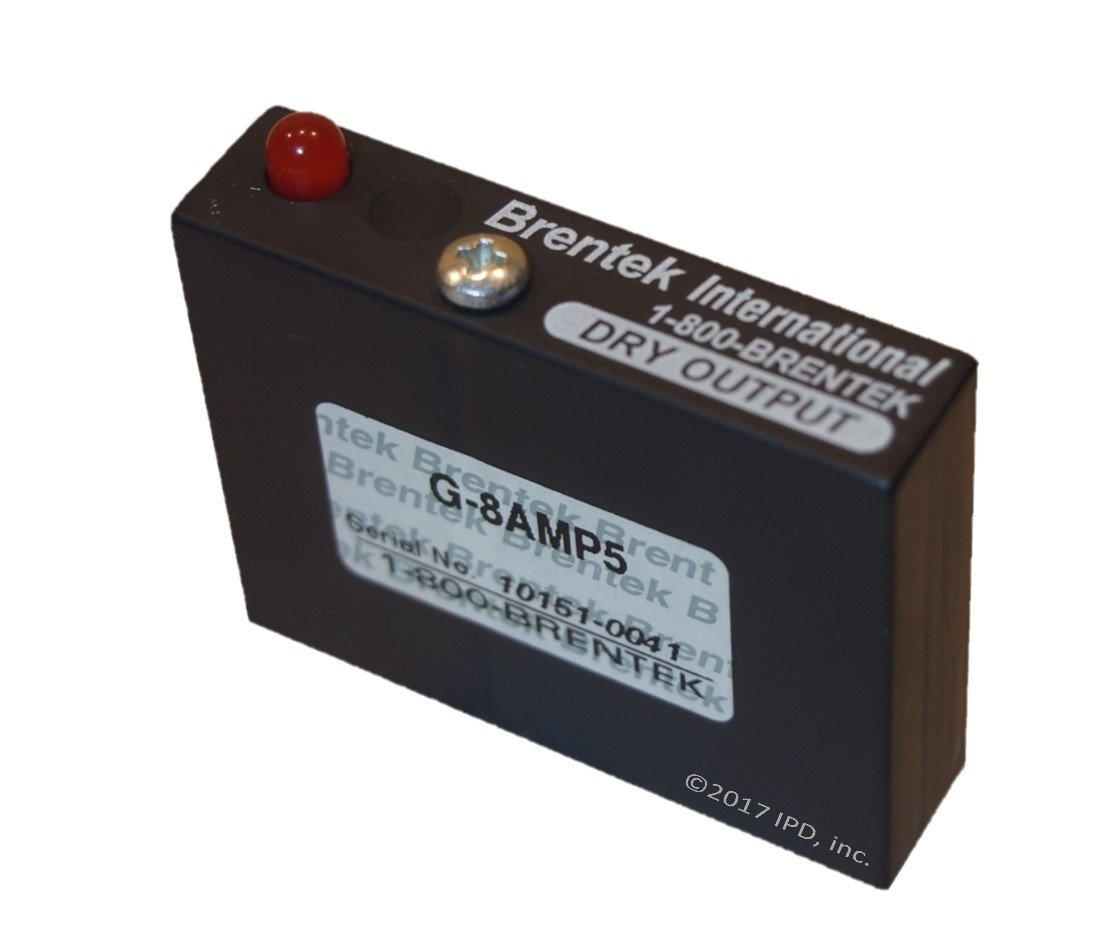 Brentek G-8AMP5 Dry Contact Output Module (1-Pack)