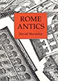 Rome Antics, David Macaulay, 0395822793