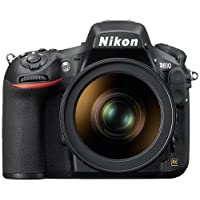 Nikon D810 36.0MP/36.3MP Digital SLR Camera (Black) with 24-120mm VR Lens