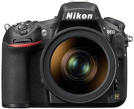 Nikon D810 36.0MP/36.3MP Digital SLR Camera  Black  with 24 120mm VR Lens Digital SLR Cameras