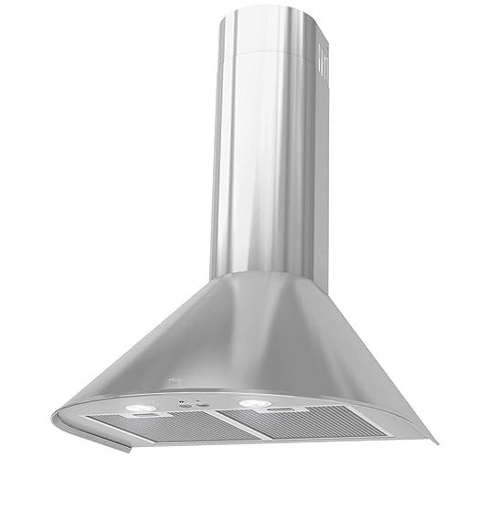 Campana extractora de la marca Maan, modelo MIX Turbo de 60cm, de