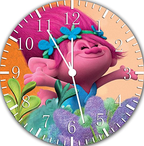Trolls Hug Time Poppy Kids Clock