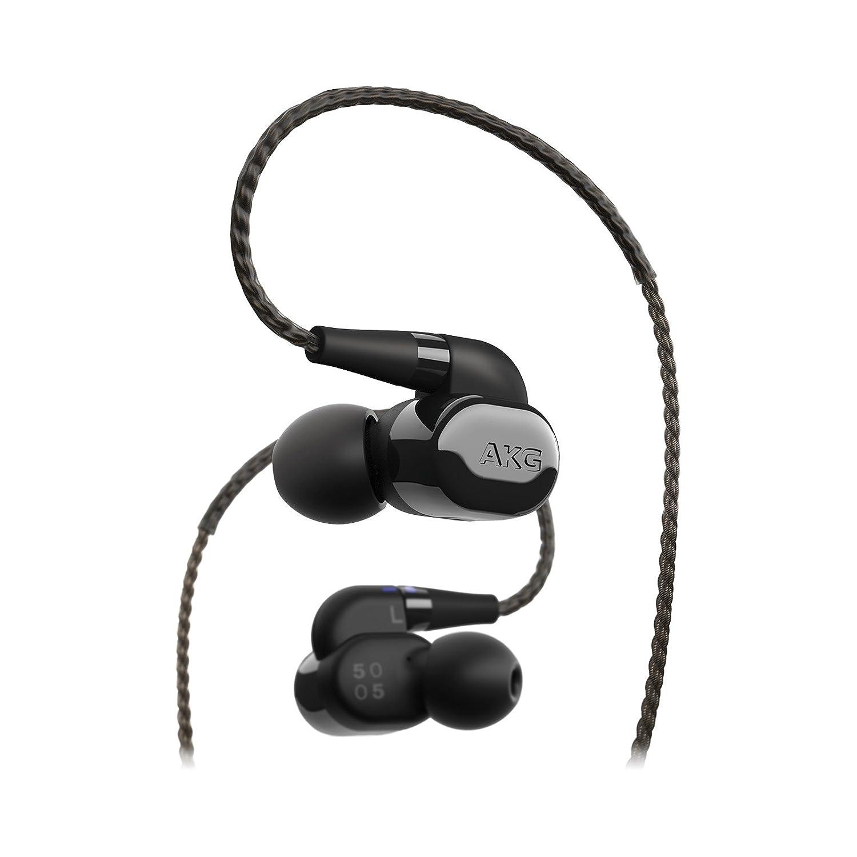 AKG N5005 - Auriculares in-Ear inalámbricos con micrófono y Mando a Distancia: Amazon.es: Electrónica