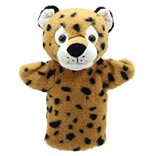 Animal Puppet Buddies: Leopardo