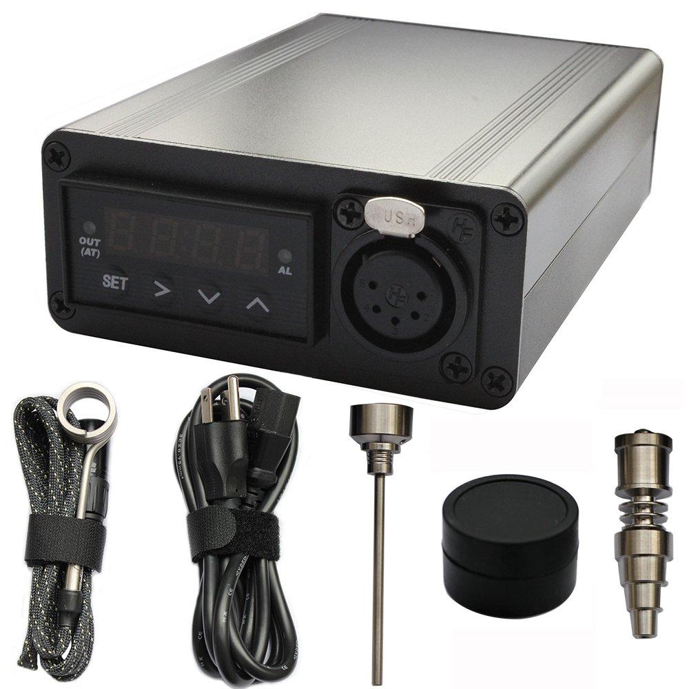 Colori Aromatherapy Diffuser Kit - XLR Plug Cord and Barrel Coil- Intelligent Temperature PID Controller