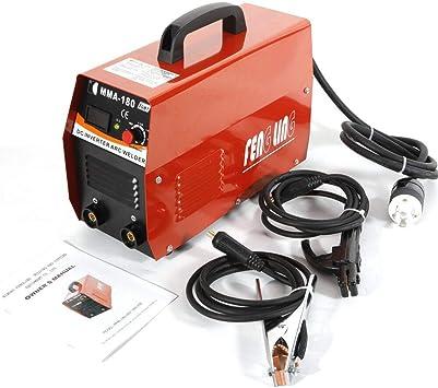 MMA Handheld Mini Electric Welder 110//220V 20-160A Inverter Welding Machine Tool