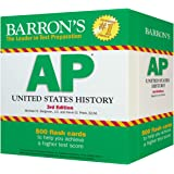 Barron's AP US History Flash Cards, 3rd Edition