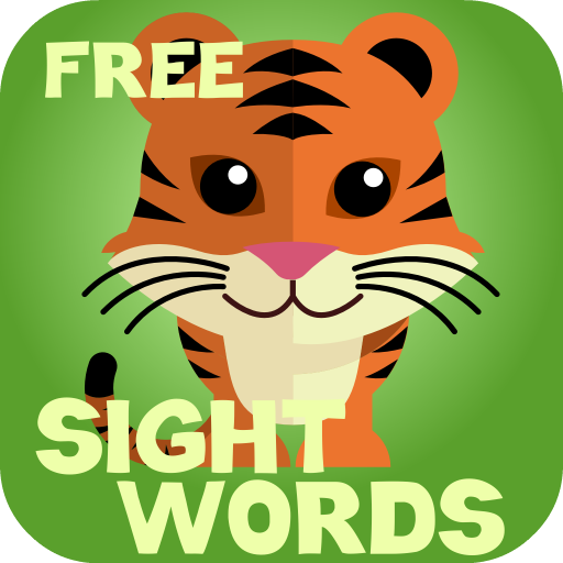 Kindergarten Sight Words Free: High Frequency Words to Increase Reading Fluency -