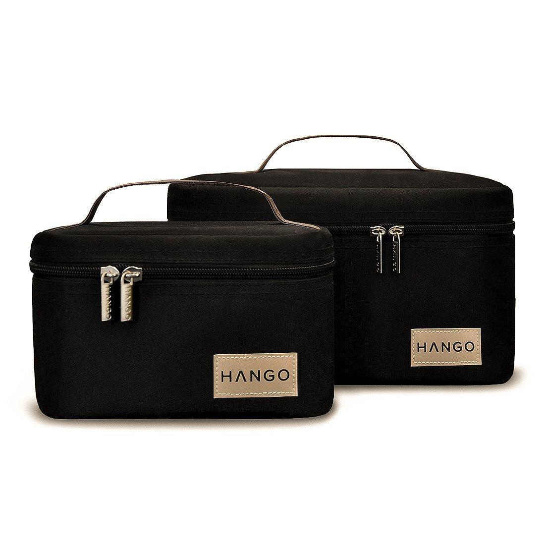 New Hango Insulated Lunch Box Cooler Bag Set Of 2 Sizes