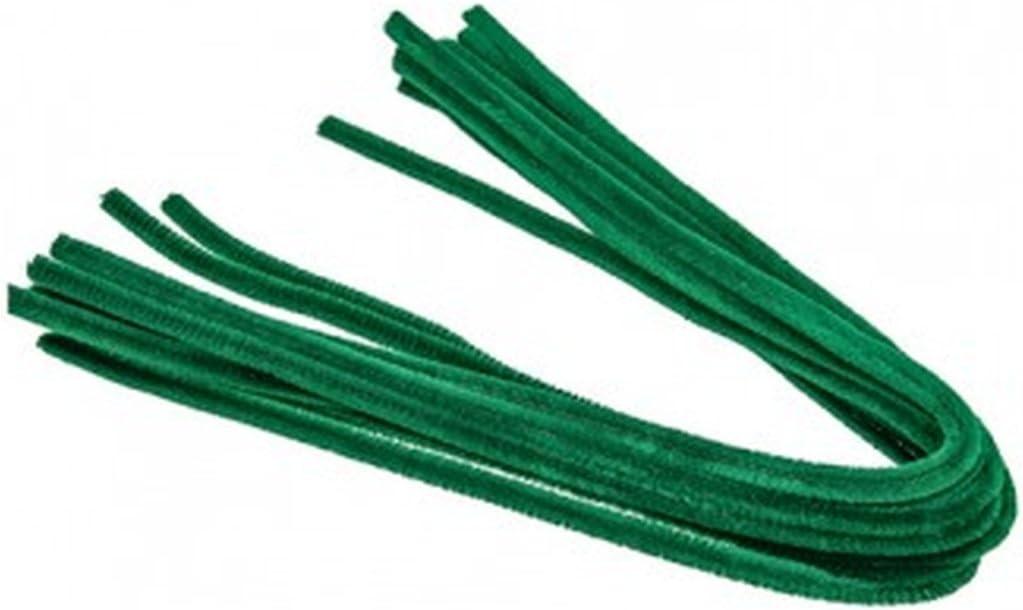 efco–Limpiapipas, Verde, 8mm/50cm,–10Piezas