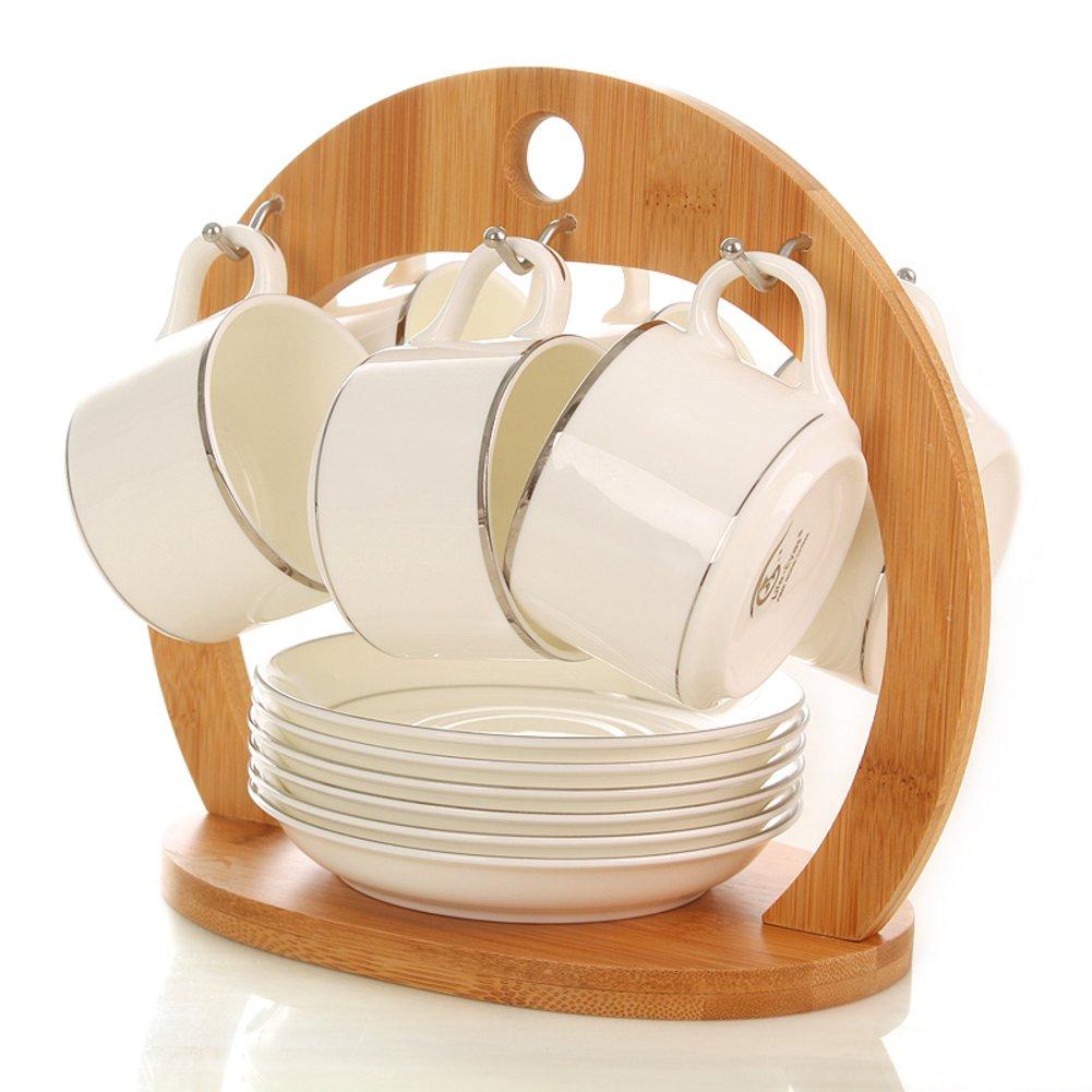 高質で安価 欧州セラミックBone Chinaコーヒーカップセット/ティーカップ 37913 37913 B B B01NBI9ZX0 B01NBI9ZX0, キープイット:b51549d0 --- movellplanejado.com.br