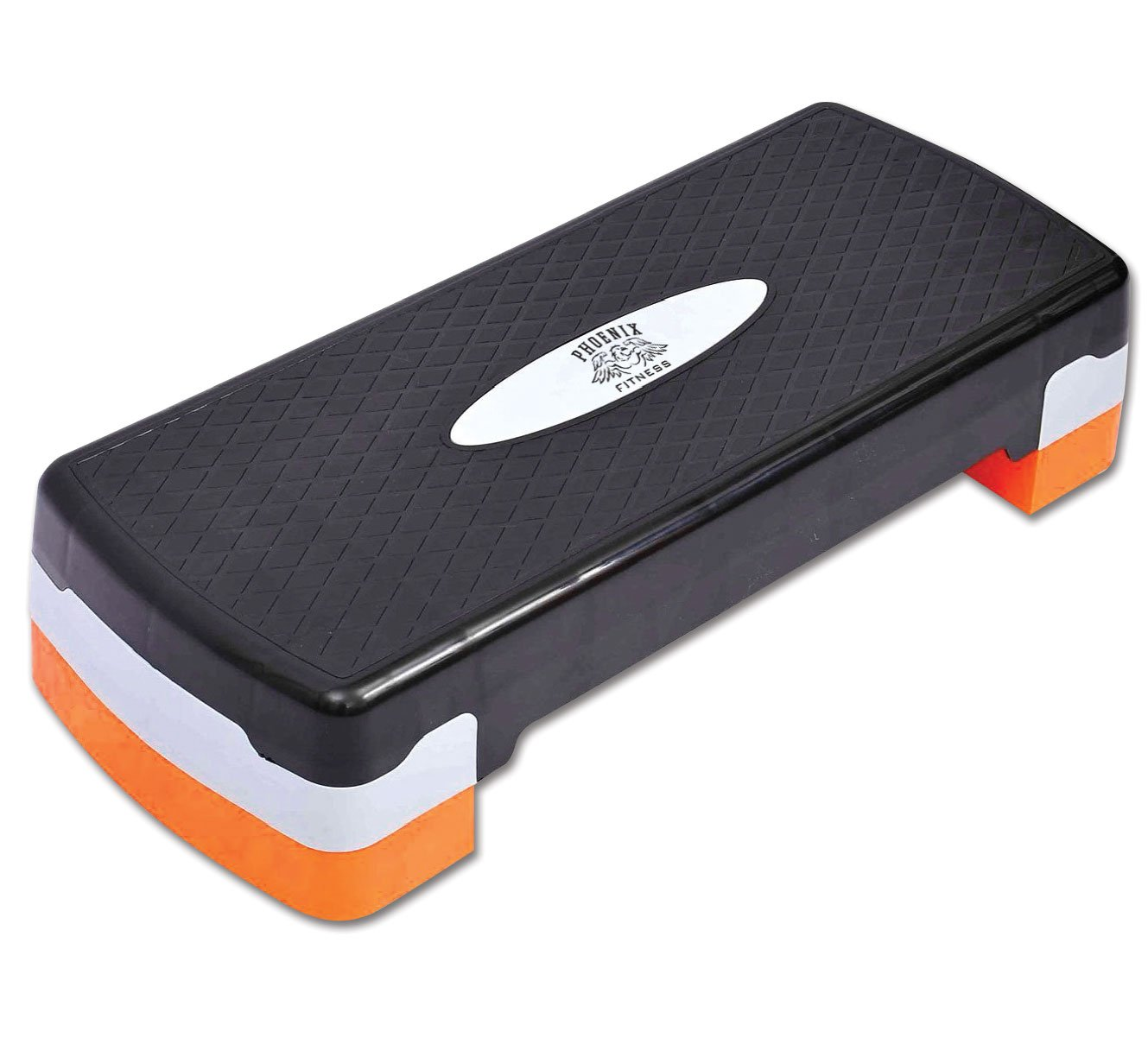 Phoenix Fitness Adjustable Aerobics Step Exercise Stepper Gym Yoga Board