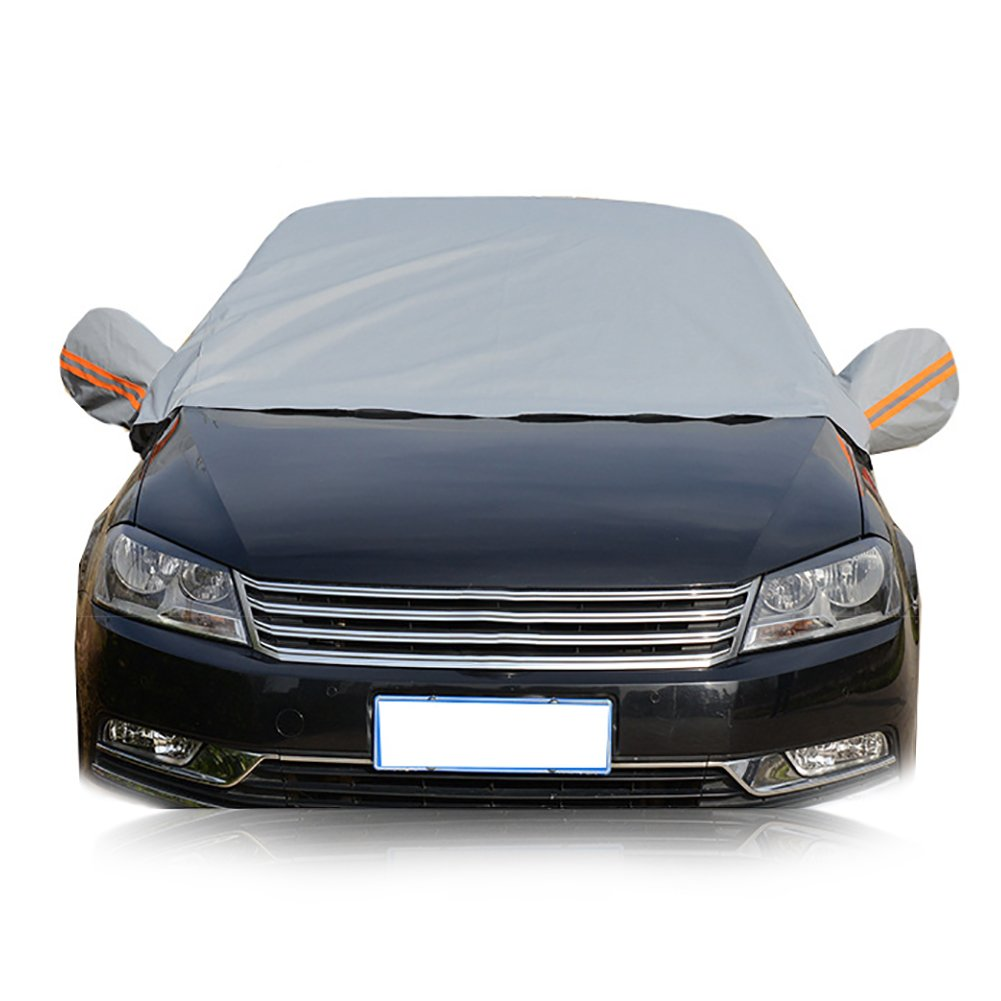 PREMIUM HEAVY DUTY FULLY WATERPROOF CAR COVER COTTON LINED FORD COUGAR 1998 ON