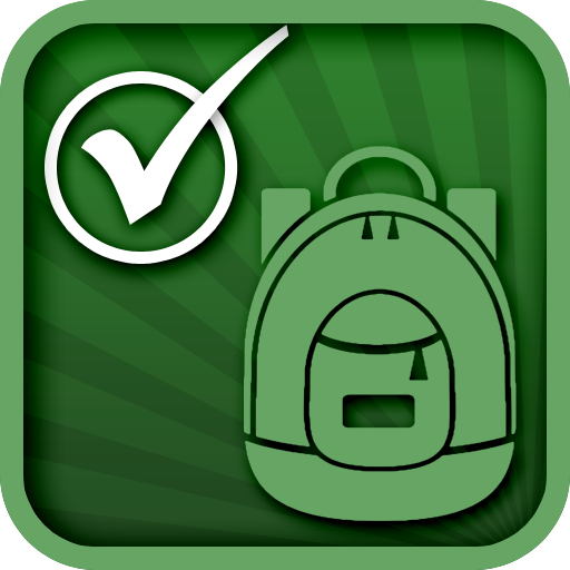 Backpacking Planner Checklist