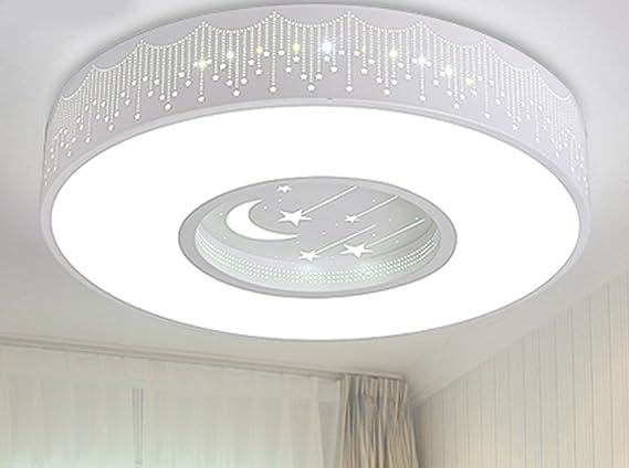 Plafoniere Da Ufficio Prezzi : Plafoniera led light lampada a sospensione cameretta stella luna