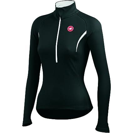 Amazon.com   Castelli Cromo Long Sleeve Women s Jersey   Sports ... 3b07ab908