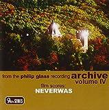 Philip Glass Recording Archive Vol.4