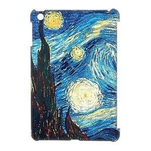 GTROCG Van Gogh Pattern Phone Case For iPad Mini [Pattern-1]