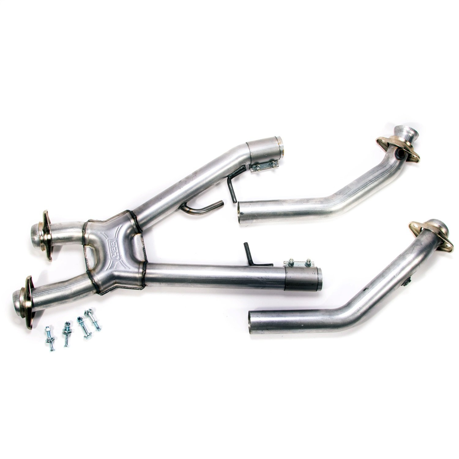 94-95 fits Mustang BBK PERFORMANCE 1664 2.50 Off-Road X-Pipe