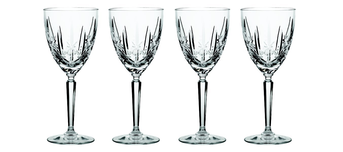 Amazon marquis by waterford sparkle oversized goblet set of amazon marquis by waterford sparkle oversized goblet set of 4 wine goblets bar cocktail wine glasses reviewsmspy