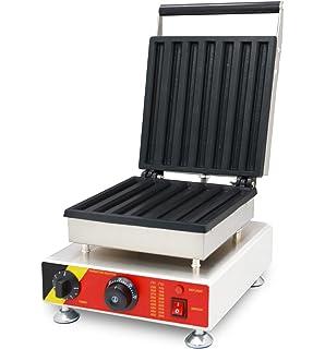 NEWTRY NP-520 Spanish Churros Waffle Maker Machine Commercial Electric Churros Machine Iron Waffle Maker