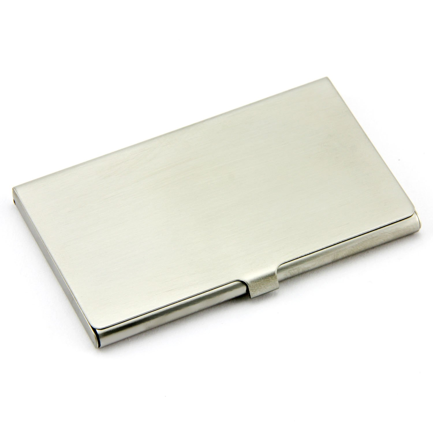 good Partstock Business Card Holder - Stainless Steel Business ...