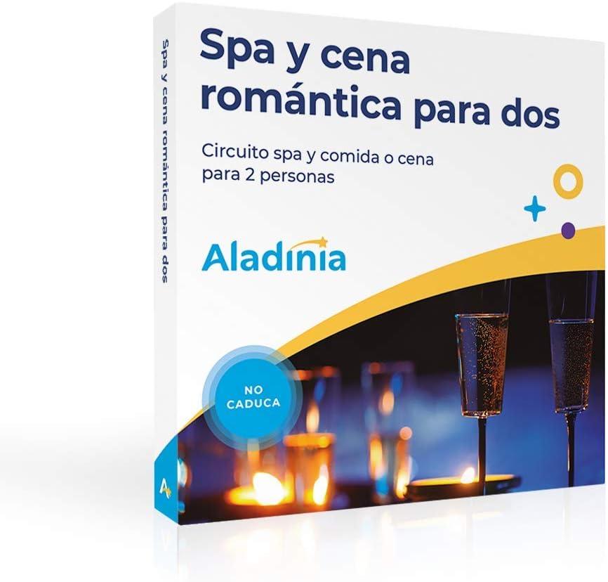 aladinia spa y cena romantica para dos