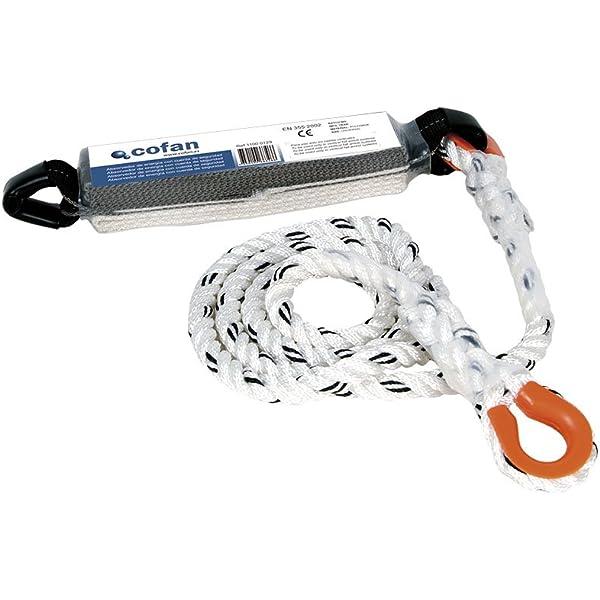 Cofan 11000129 Absorbedor de energía con Cuerda, 1.5 m: Amazon.es ...