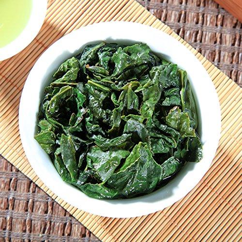 China Tea Anxi Tieguanyin Tea 2017 new autumn tea 500g orchid fragrance Tieguanyin tea Luzhou bulk bag 1725