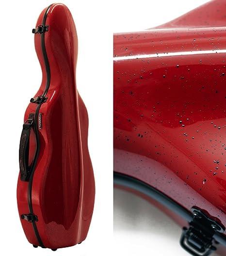 Tonareli edición especial funda de violín fibra de vidrio ...