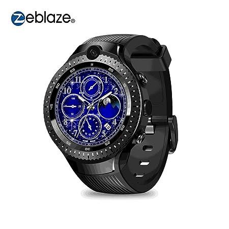 Zeblaze Raytheon 4 Reloj Doble Inteligente 4G Doble cámara Memoria ...