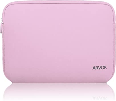 Arvok 15-15.6 Inch Laptop Sleeve Multi-Color  Size Choices Case//Water-Resistant