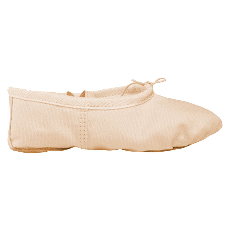 Sasairy Ballet Slippers Canvas Split Soft Sole Dance Gymnastics Yoga Shoes  Flats for Kids Girls/Adult Ladies: Amazon.co.uk: Shoes & Bags